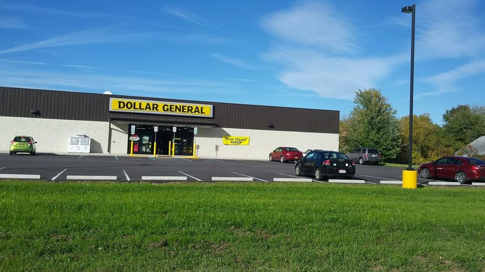Dollar General: 4201 Carmen Rd, Middleport, NY