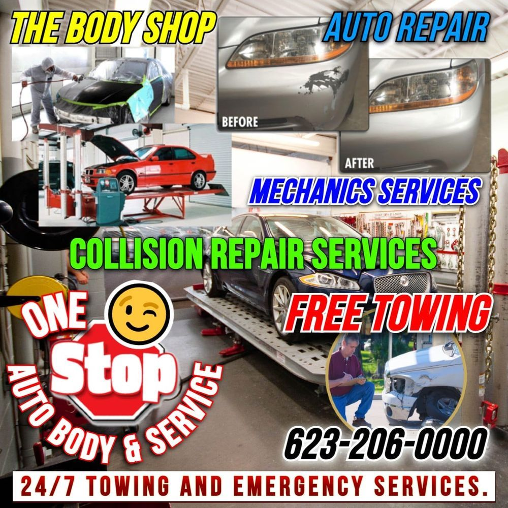 Towing business in Sun City, AZ