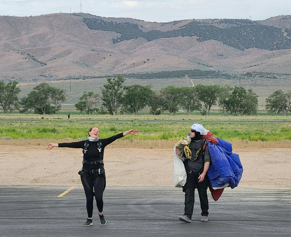 Skydive the Wasatch: 2001 N Airport Rd, Nephi, UT