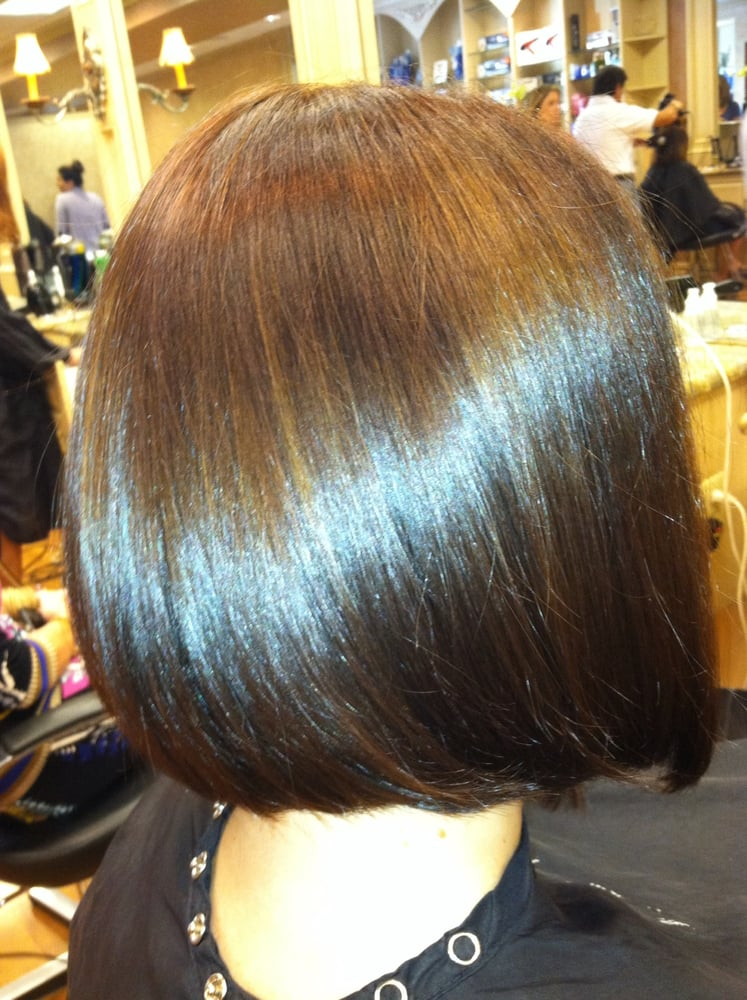 Beautiful sable brown for fall color cut don 39 t by debi for A total concept salon