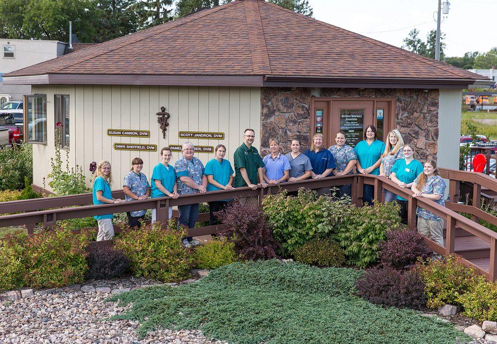 Northern Veterinary Associates: 661 Palms Ave, Ishpeming, MI