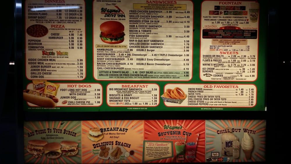 Fast Food Lawton Ok