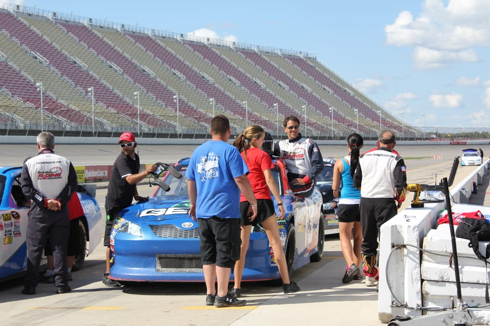 Rusty Wallace Racing Experience- Michigan International Speedway: 12626 US Highway 12, Brooklyn, MI