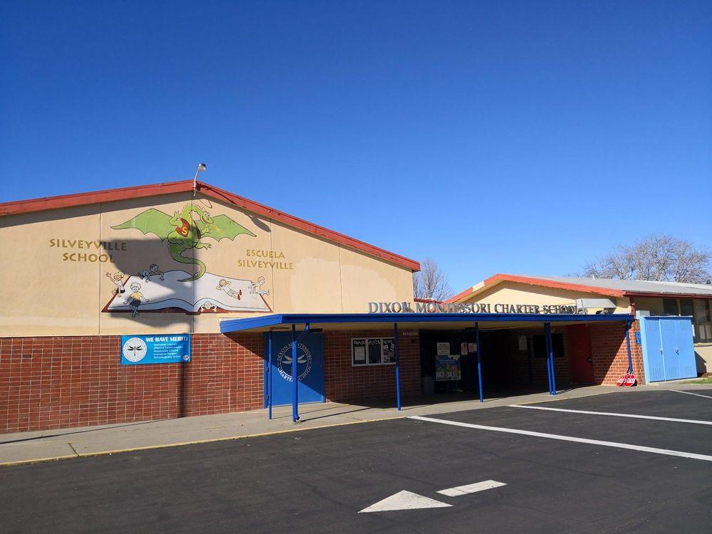 Dixon Montessori Charter School: 355 N Almond St, Dixon, CA