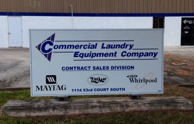 Commercial Laundry Equipment Company West Palm Beach Fl