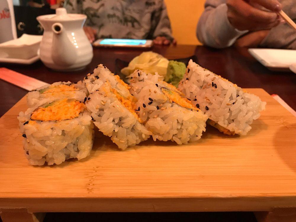 Sushi bonito: 15904 Gale Ave, Hacienda Heights, CA