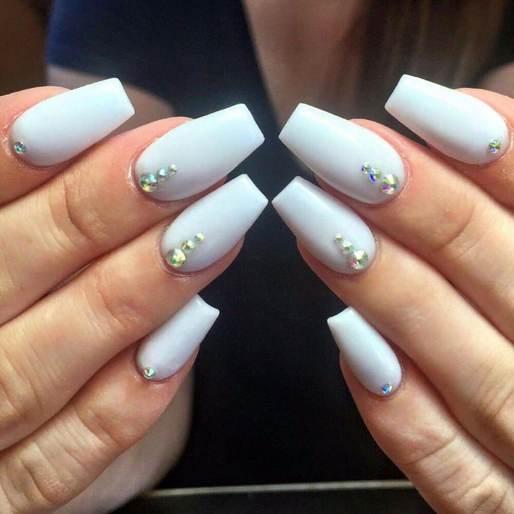 Nice Clear Nexgen Nails Image - Nail Art Ideas - morihati.com