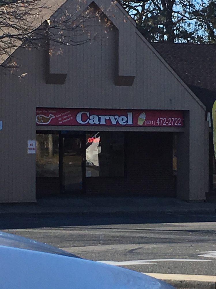 Carvel: 480 Patchogue Holbrok Rd, Holbrook, NY