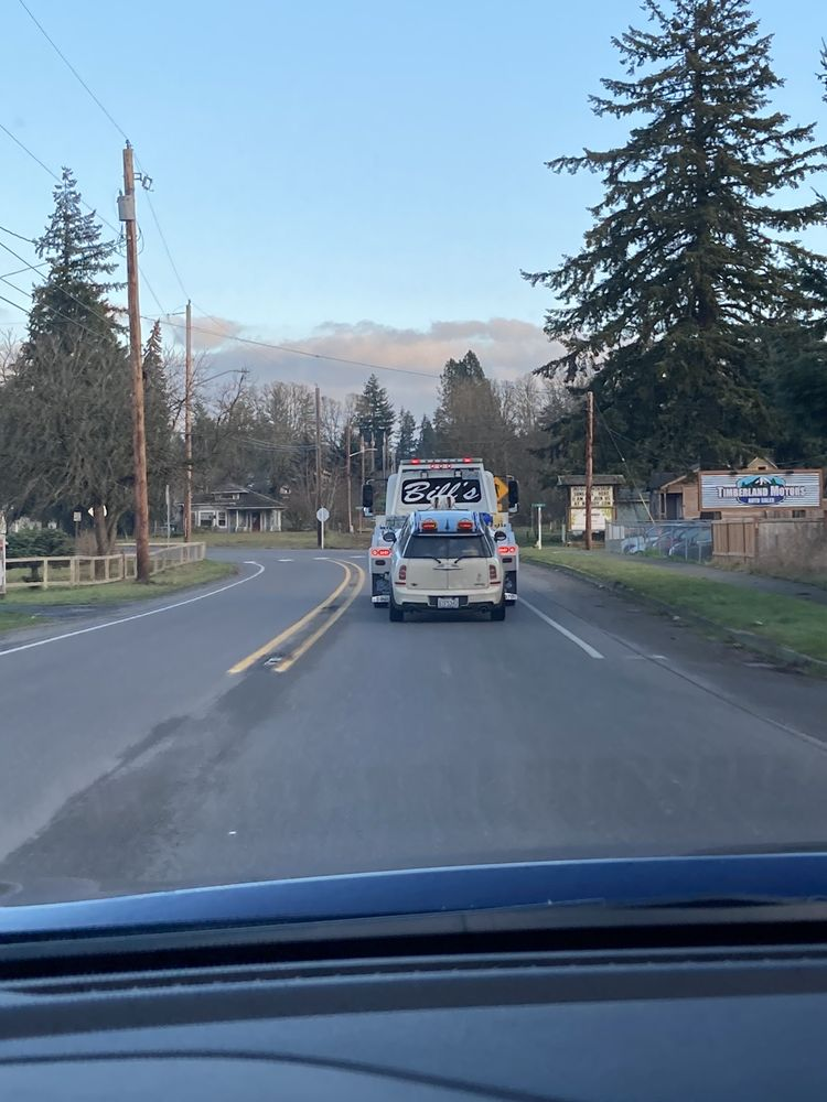Towing business in Yelm, WA