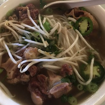 Photo Of Sf Kitchen Reno Nv United States Oxtail Pho