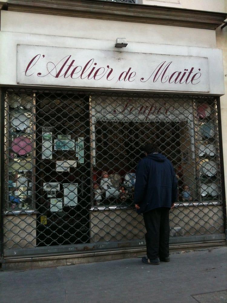l atelier de ma t toy stores batignolles paris france reviews photos phone number. Black Bedroom Furniture Sets. Home Design Ideas