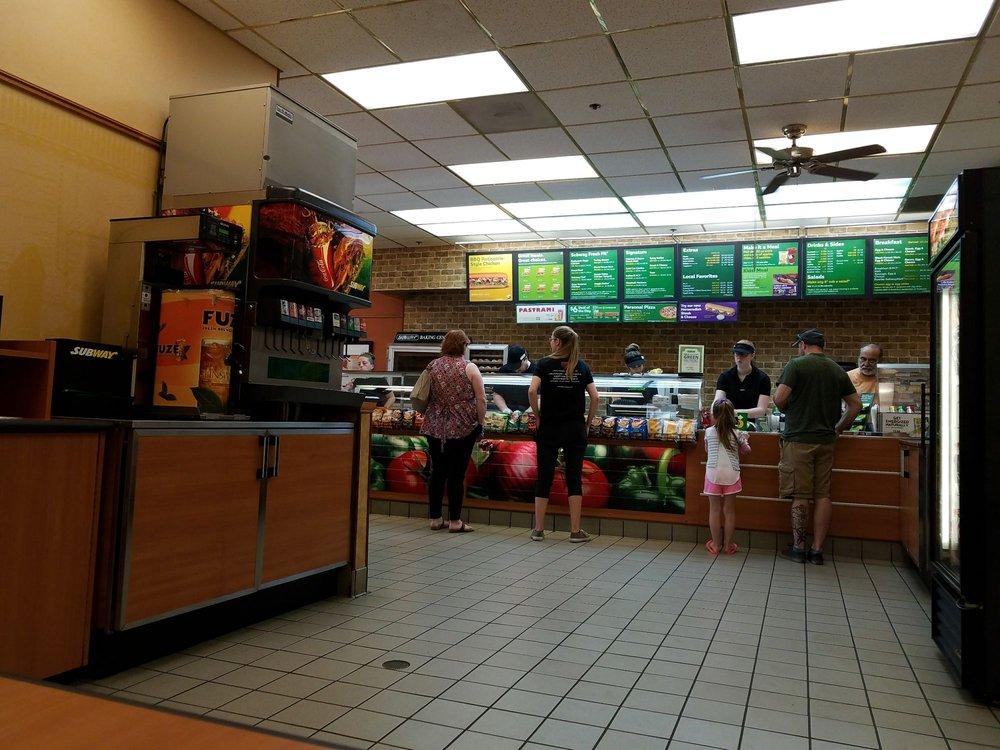 Subway Restaurants: 12350 NW Main Street, Banks, OR