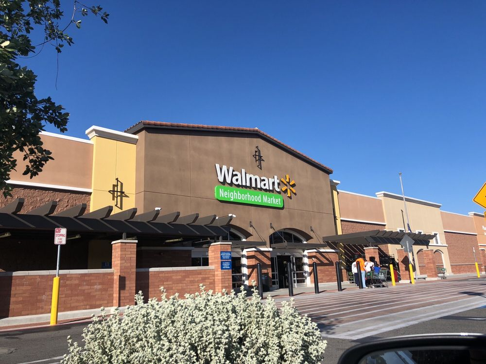 Walmart Neighborhood Market: 3875 Rancho Vista Blvd, Palmdale, CA