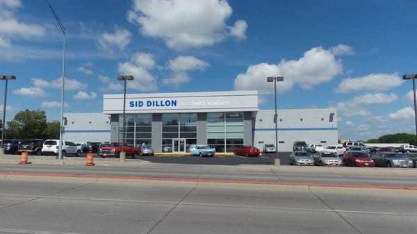Sid Dillon Lincoln Ne >> Sid Dillon Lincoln Car Servicing 5730 0 Street Lincoln