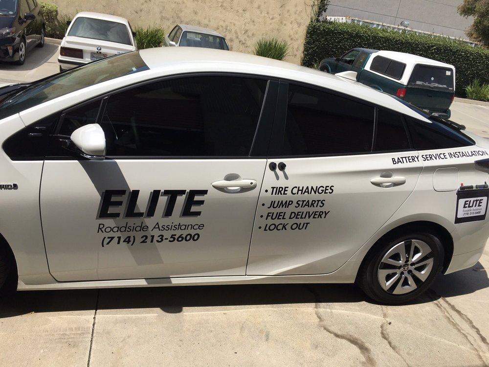 Elite roadside assistance roadside assistance anaheim for Roadside assistance mercedes benz phone number