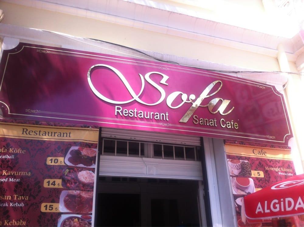 Sofa Restaurant & Sanat Cafe