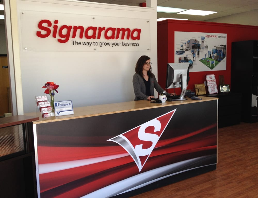 Signarama Fort Collins: 1600 E Mulberry St, Fort Collins, CO