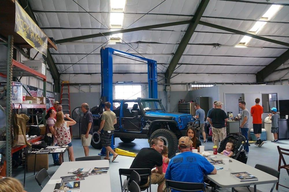 Bullpen Garage