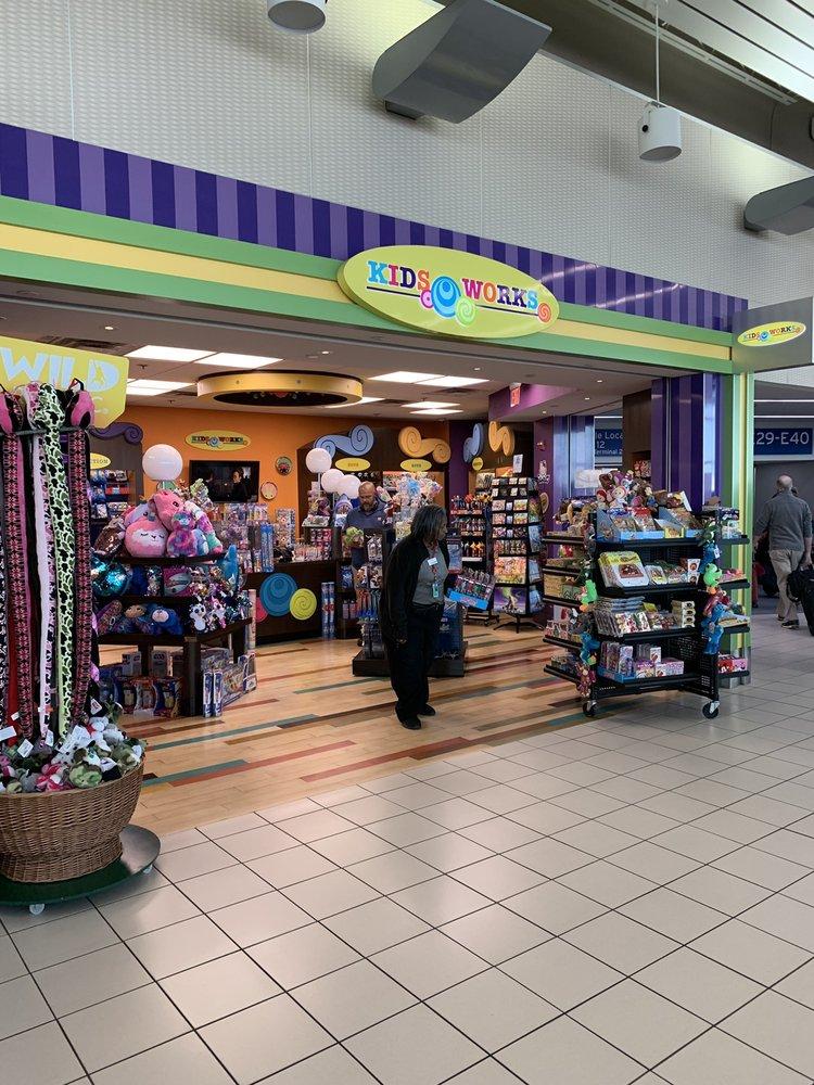 Kids Works - St. Louis Airport