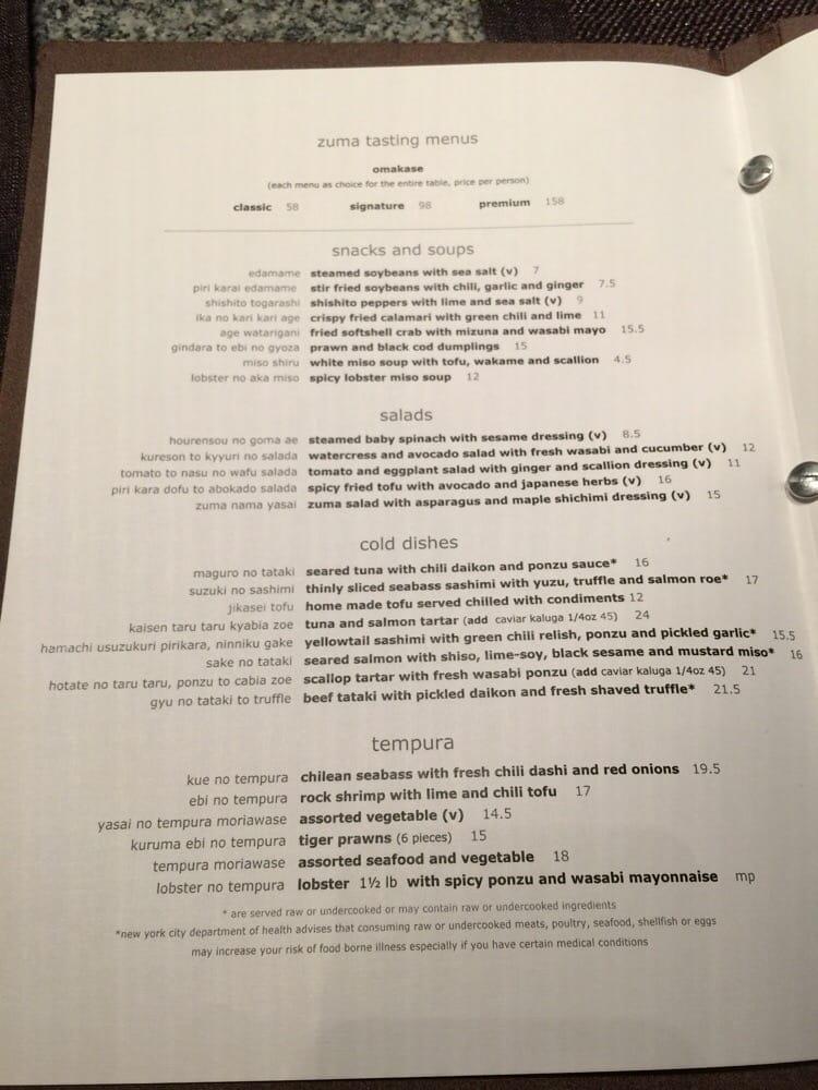 New Belgium Food Menu