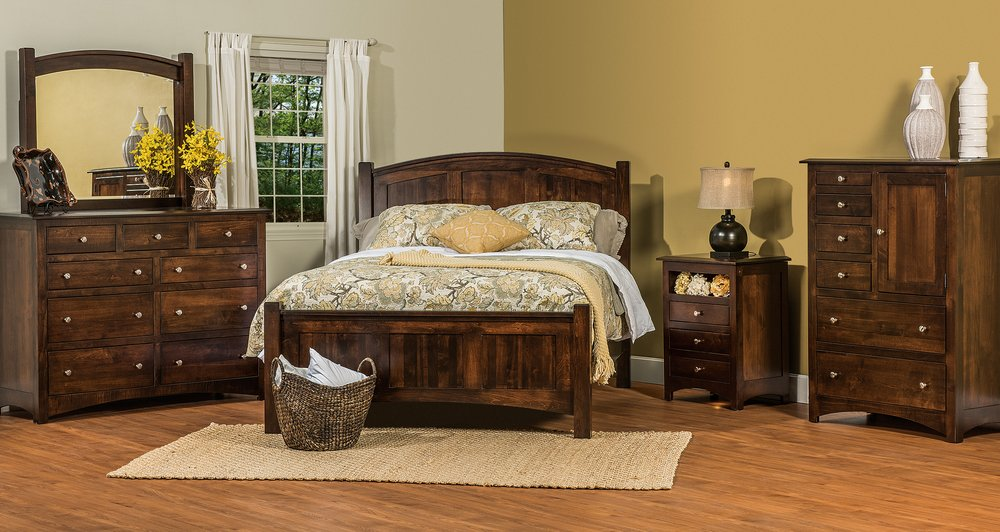 Mary Jane's Solid Oak Furniture