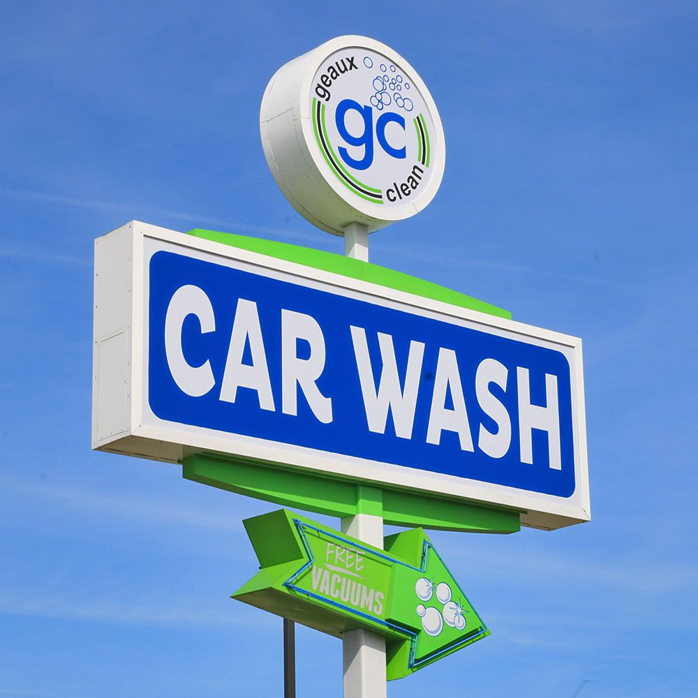 Geaux Clean Car Wash - Siegen: 6205 Siegen Ln, Baton Rouge, LA