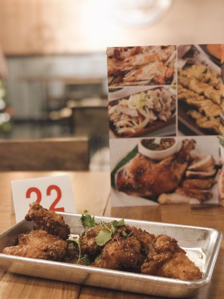 Mali Thai Street Food: 17490 Colima Rd, Rowland Heights, CA