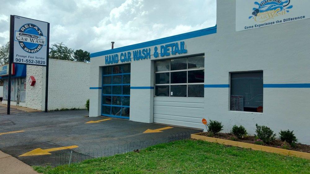 Relax & Shine Executive Hand Car Wash