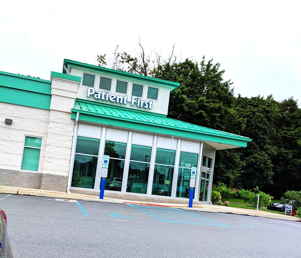 Patient First - Devon: 133 Lancaster Ave, Devon, PA
