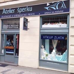 Atelier Sperku Jewelry Repair Francouzska 13 Praha 2 Prague