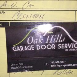 Oak Hills Garage Door Service 17 Reviews Garage Door