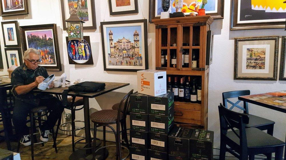 Agustin Gainza Arts and Tavern