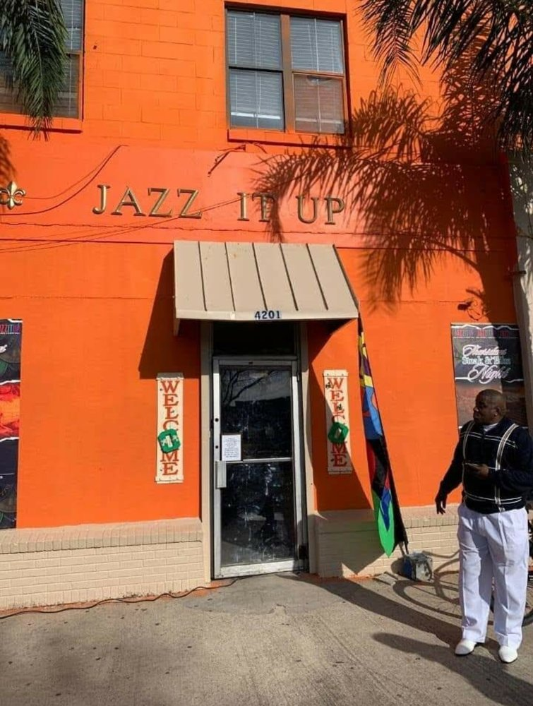 Jazz It Up Lounge & Event Hall: 4201 Washington Ave, New Orleans, LA