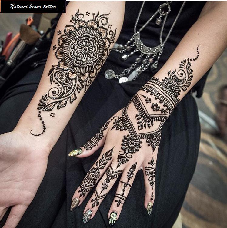 Natural henna tattoo henna artists dearborn mi for Henna tattoo nyc