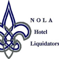 Nola hotel liquidators quipement pour le bureau 430 for Meubles hotel liquidation