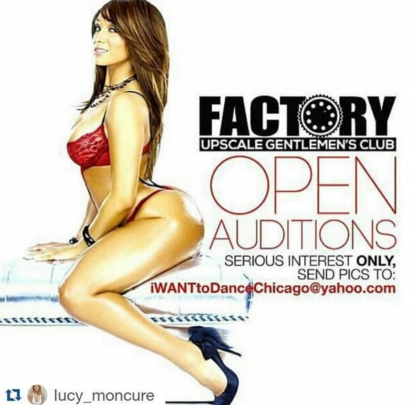 Photo of The Factory Gentlemen's Club - Chicago, IL, United States.  auditions