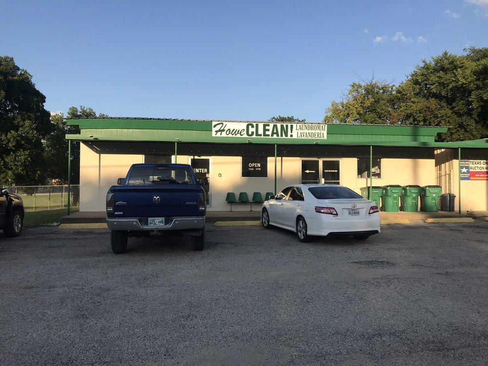 Howe Clean Laundry: 501 N Denny St, Howe, TX