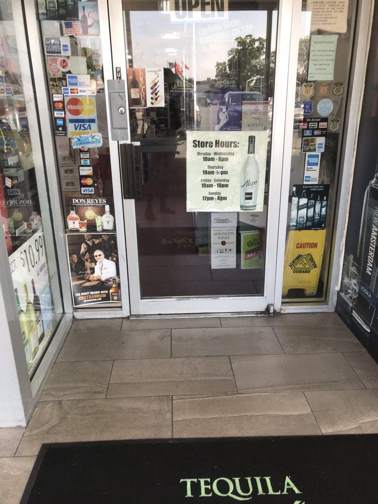 Babu Wine and Liquor: 169 W Merrick Rd, Freeport, NY