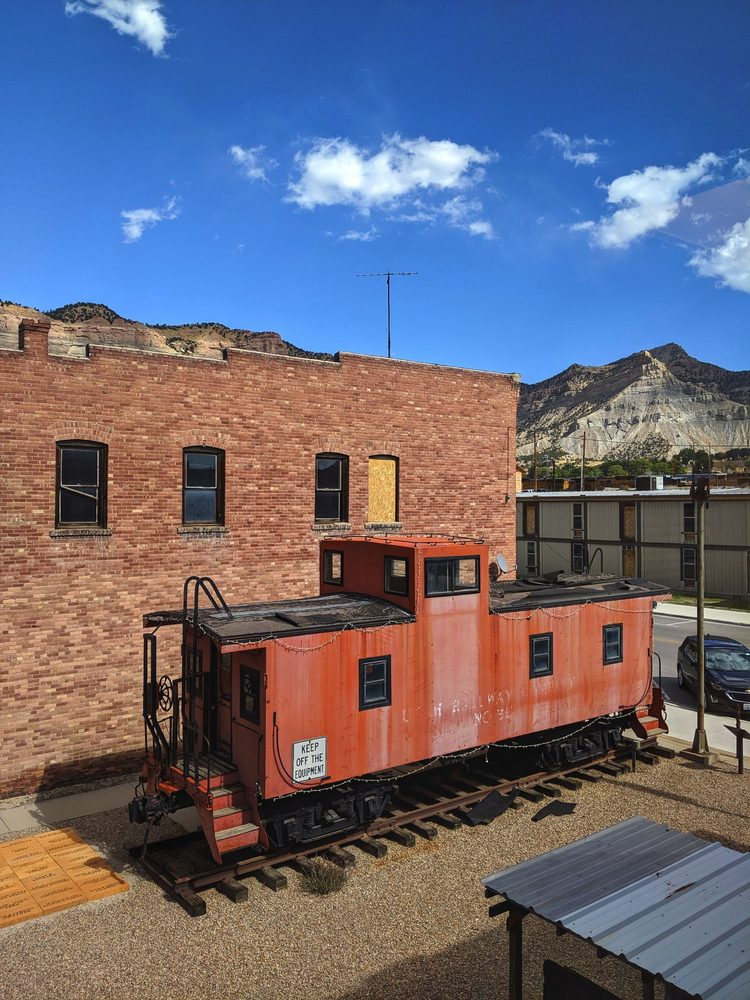 Western Mining and Railroad Museum: 294 S Main St, Helper, UT
