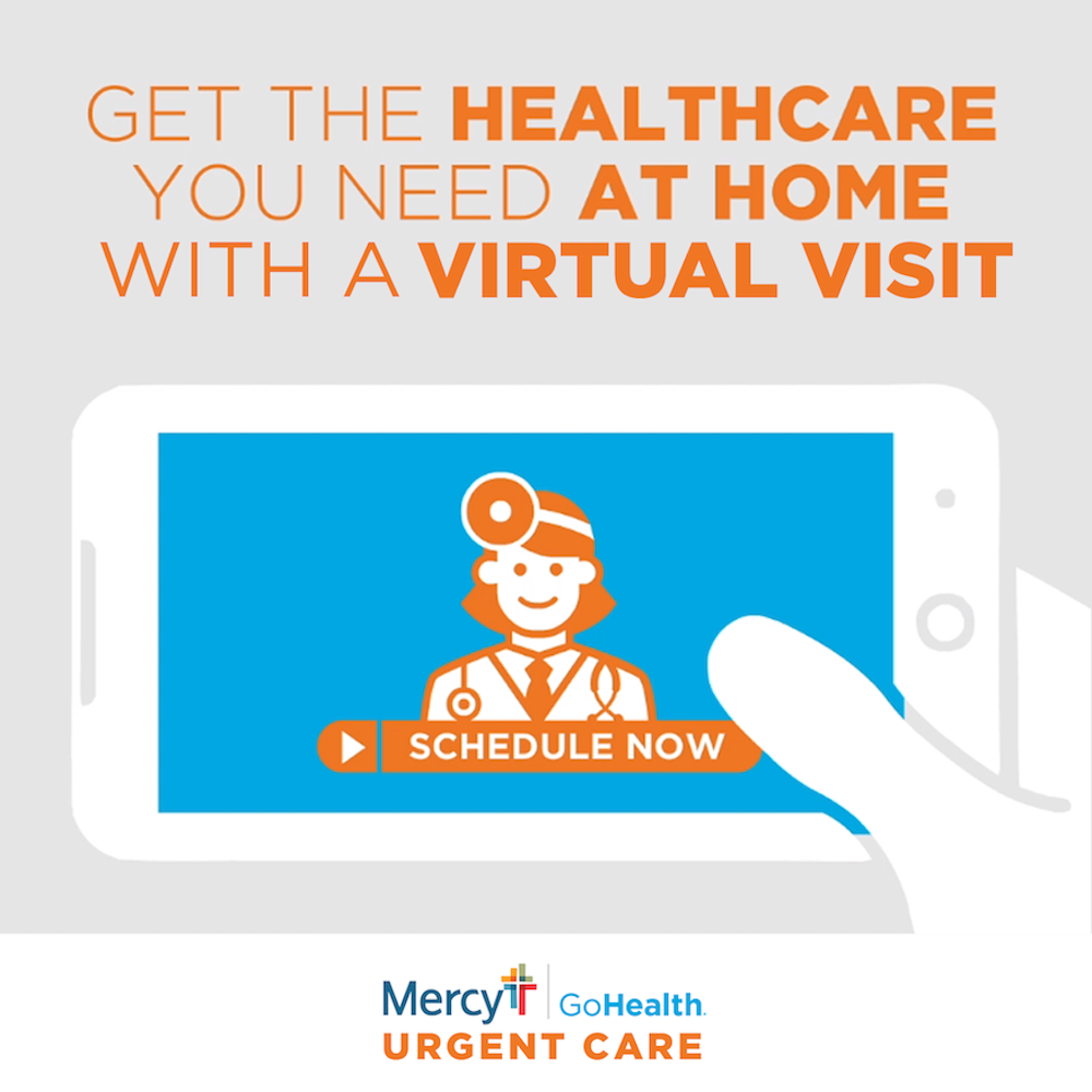 Mercy-GoHealth Urgent Care: 13275 Manchester Rd, St. Louis, MO