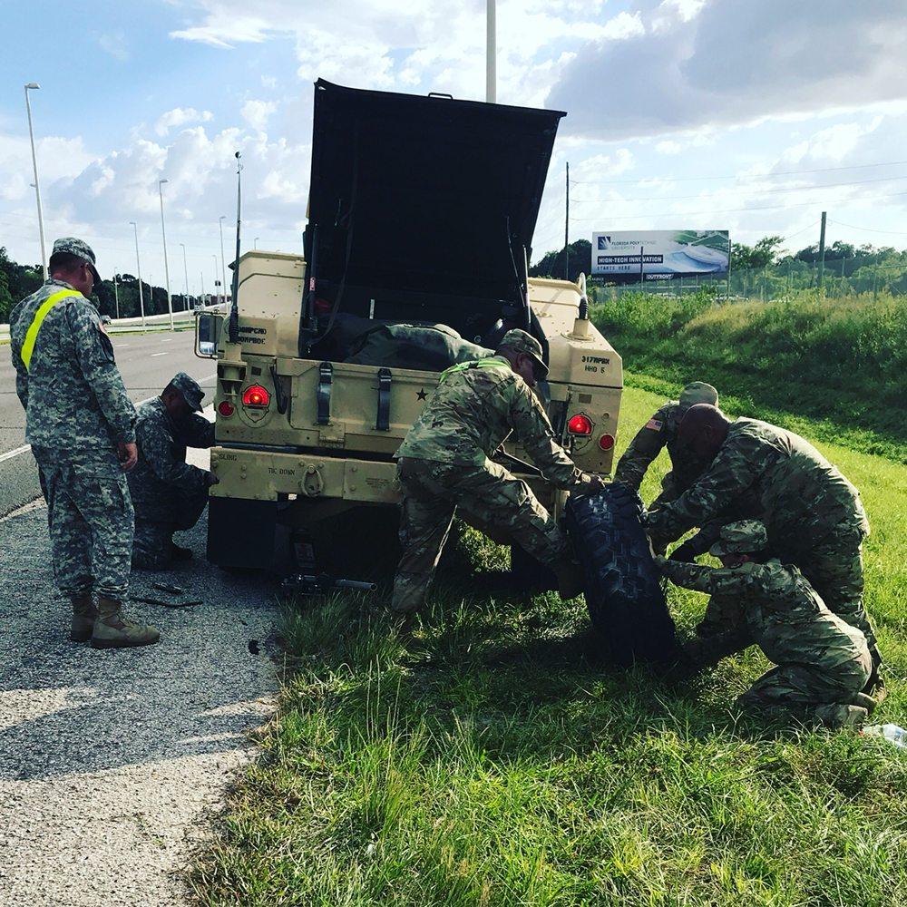 Handsome Grandson Roadside Assistance & Repair: Riverview, FL