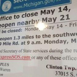 michigan secretary of state drivers written test