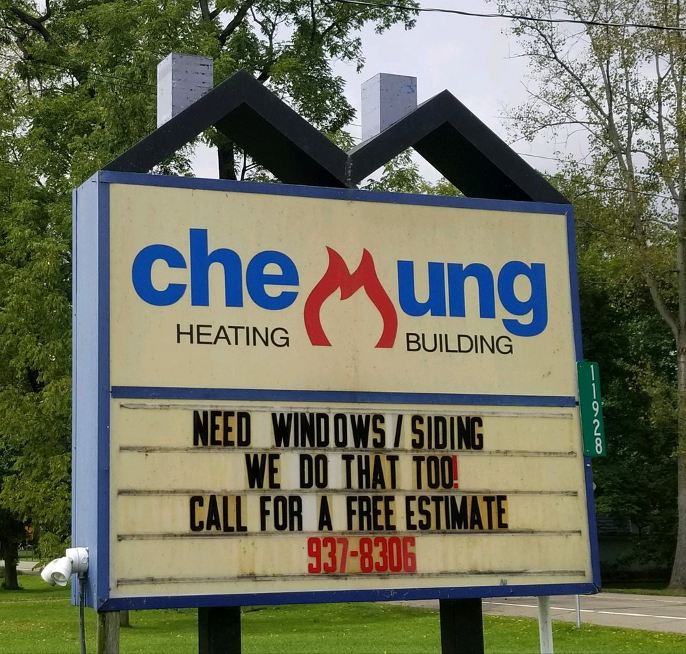 Chemung Heating & Building: 11928A State Rte 352, Corning, NY