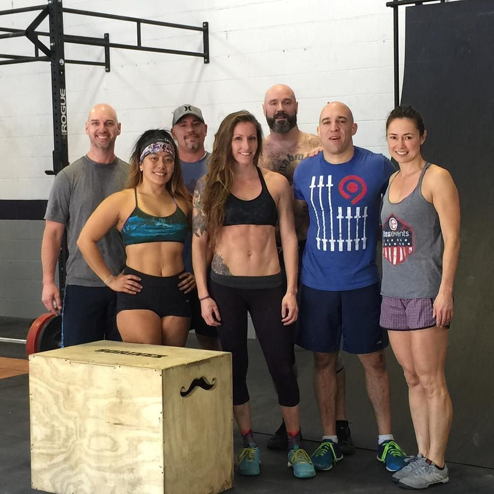 Crossfit Loudoun: 21513 Blackwood Ct, Sterling, VA
