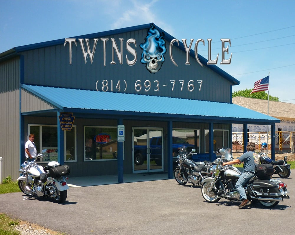 Twins Cycle: 15221 Dunnings Hwy, East Freedom, PA