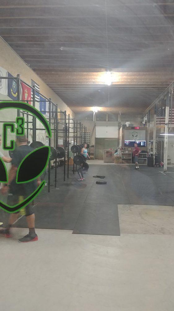 Crash City CrossFit: 117 E 2nd St, Roswell, NM