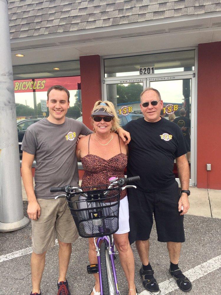 Trail Sport Bicycles: 6201 Seminole Blvd, Seminole, FL