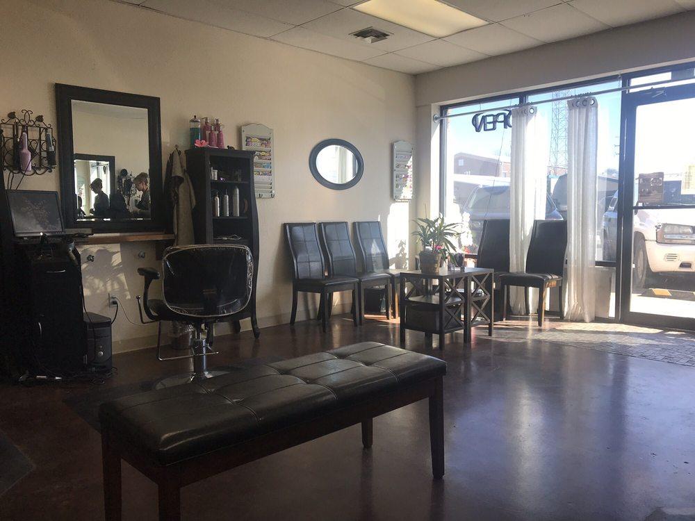 The Shop Hair Salon: 145 N Mesa St, Fruita, CO
