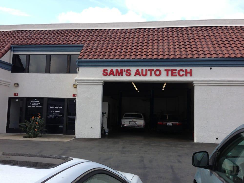 Sam's Auto Tech
