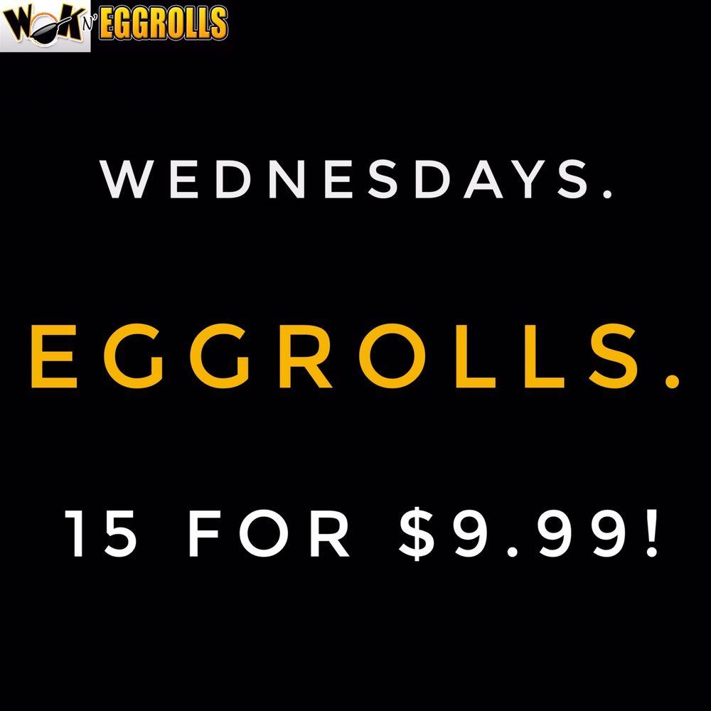 Wok N Eggrolls: 9501 Rogers Ave, Fort Smith, AR